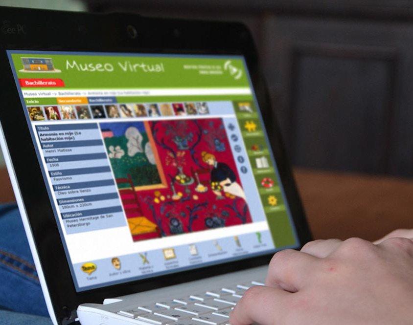Multimedia – Museo Virtual