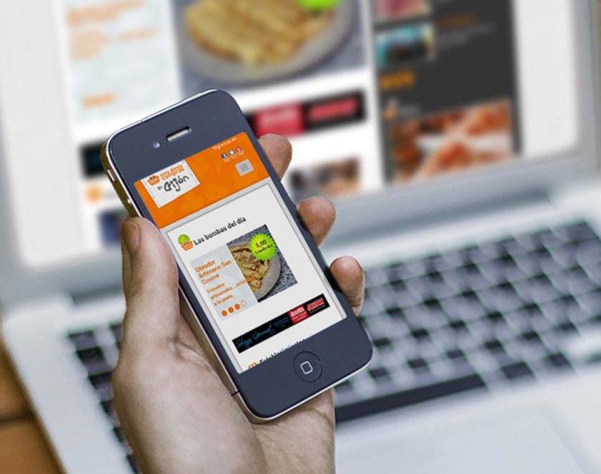 Diseño y desarrollo web miradondecompras.com