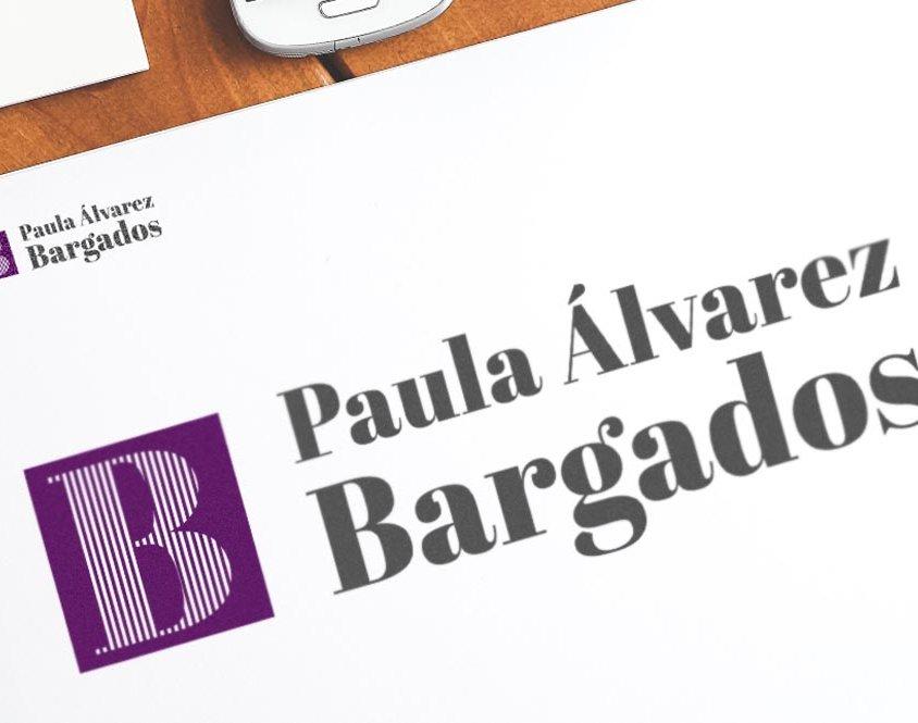 Diseño de logotipo Psicología Bargados