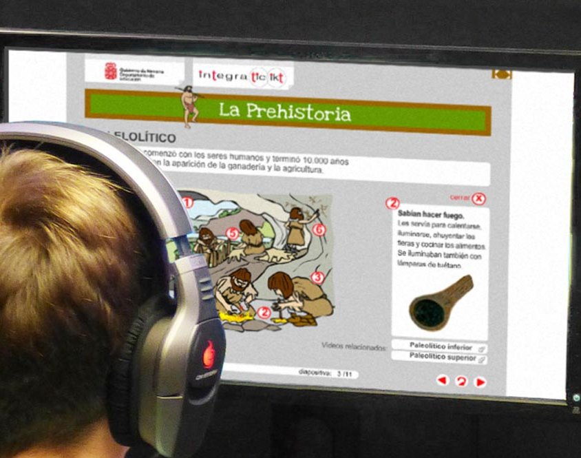 Materiales Multimedia integra tic ikt