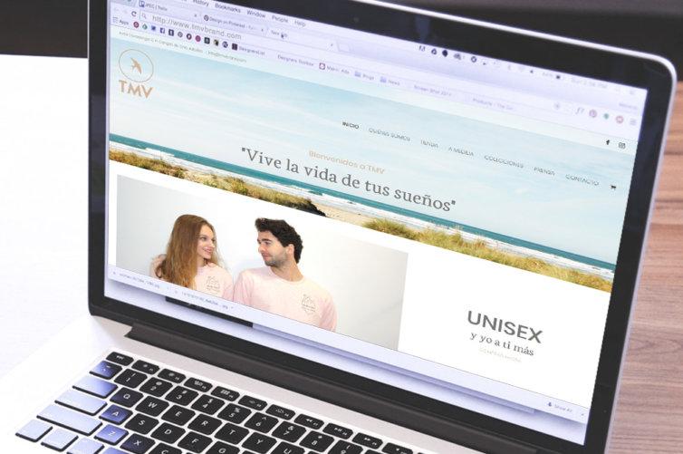 Tienda online TMV Brand
