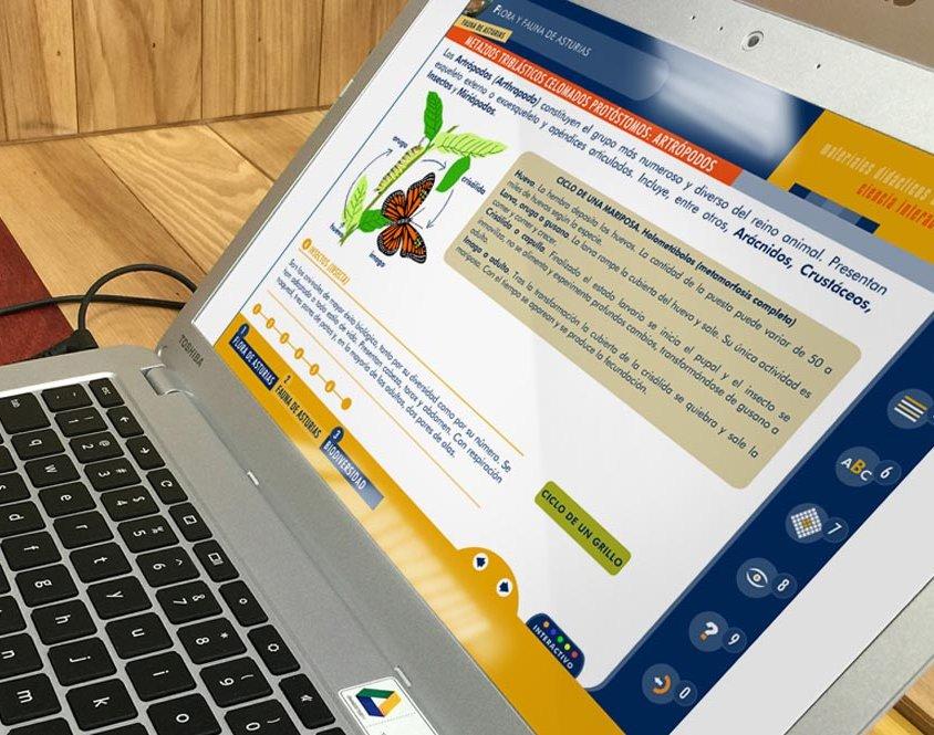 Multimedia – Ciencia interactiva