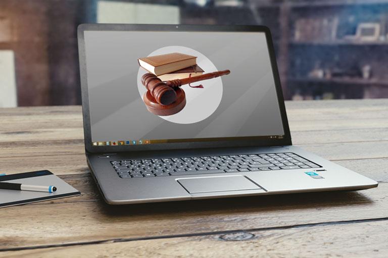 Textos legales en el comercio electrónico