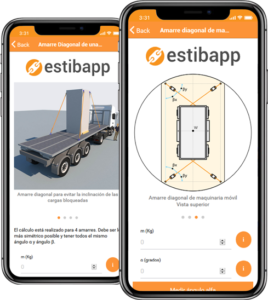Capturas de pantalla de Estibapp