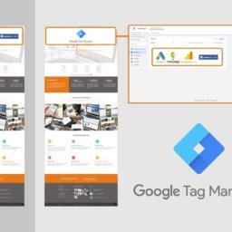 Esquema tracking code propio vs. Google Tag Manager