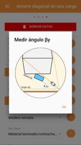 Estibapp, cómo medir un ángulo Beta